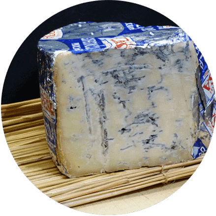 Artisan produced by Igor. This is the first Gorgonzola to be produced back in the 9th century, from the surroundings of Milano and Piedmonte. Creamy and spicy.